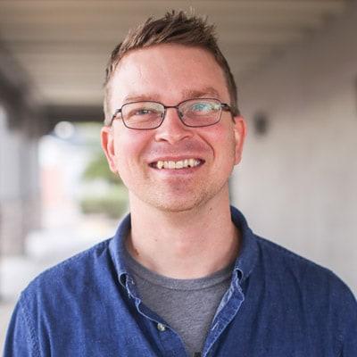 Jared Harker Program Director of Behavioral Health