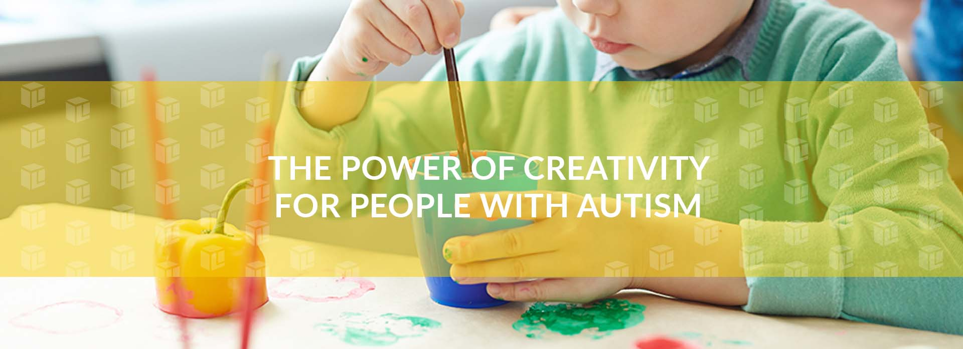 The Power Of Creativity For People With Autism