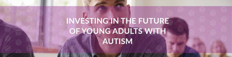 Young adults with autism