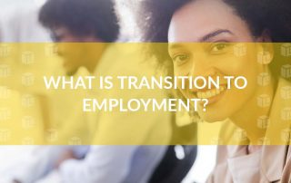 What Is Transition To Employment?