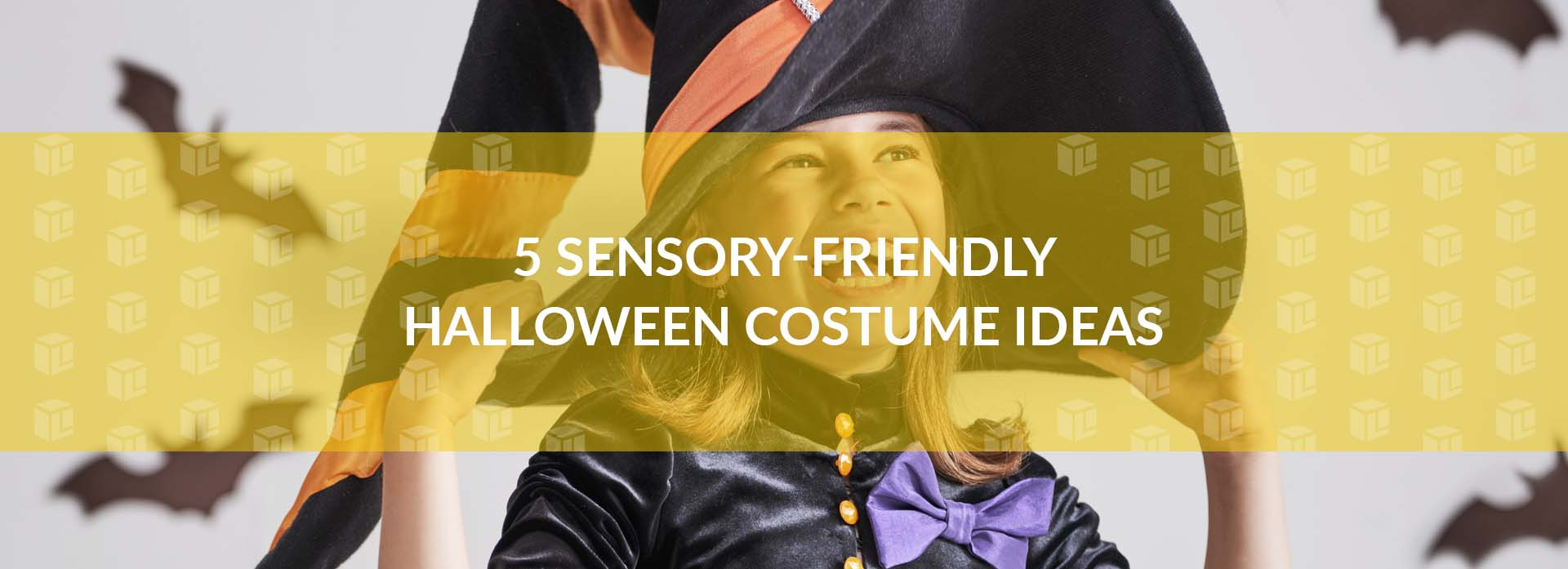 5 Sensory-Friendly Halloween Costume Ideas