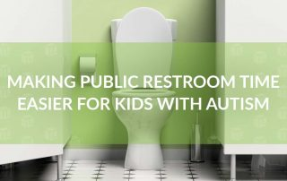 Making Public Restroom Time Easier For Kids With Autism