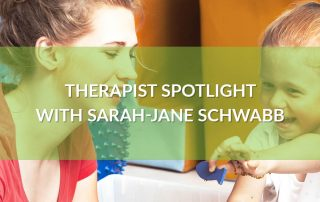 Autism Therapist Spotlight with Sarah-Jane Schwabb